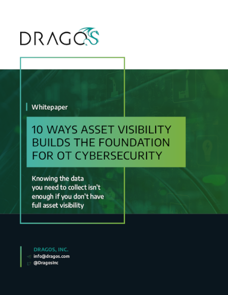 Asset Visibility Foundations in OT Cybersecurity Cover