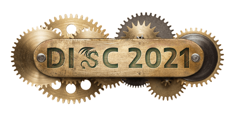 DISC 20201 logo from Dragos