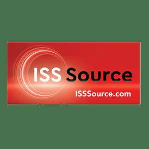 ISS Source logo