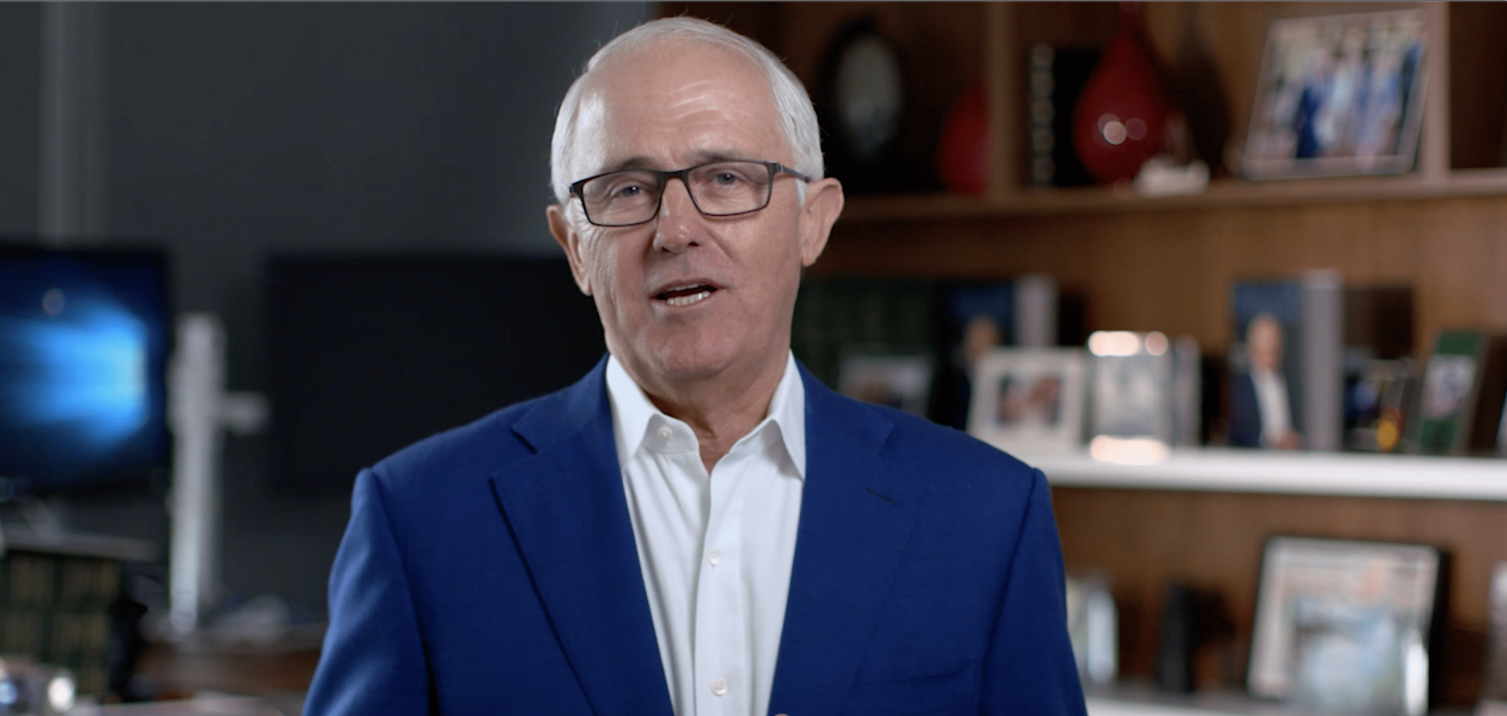 former Australian Prime Minister Malcolm Turnbull's investment company, Turnbull & Partners, has made an investment in Dragos, an industrial cyber security company