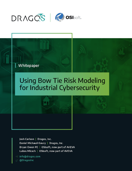 Bow Tie Model for Industrial Cybersecurity