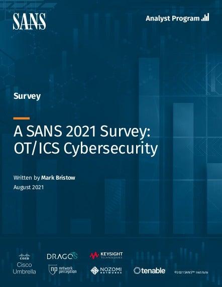 OT ICS Cybersecurity Whitepaper Cover