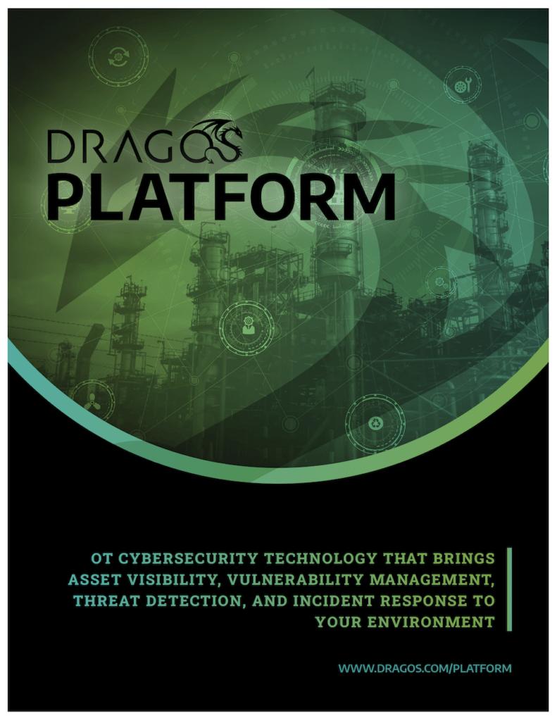 Dragos Platform Datasheet