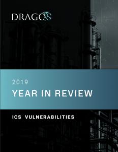 ICS Vulnerabilities