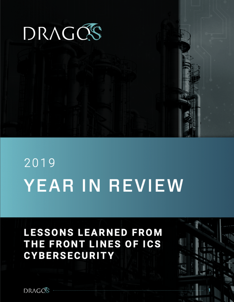 2019 Year in Review_Lessons Learned from the front line of ICS Cybersecurity