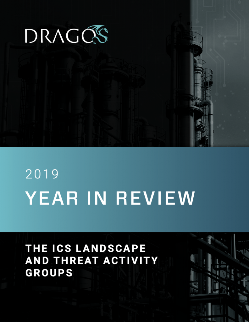 ICS Landscape and Threat Activity Groups