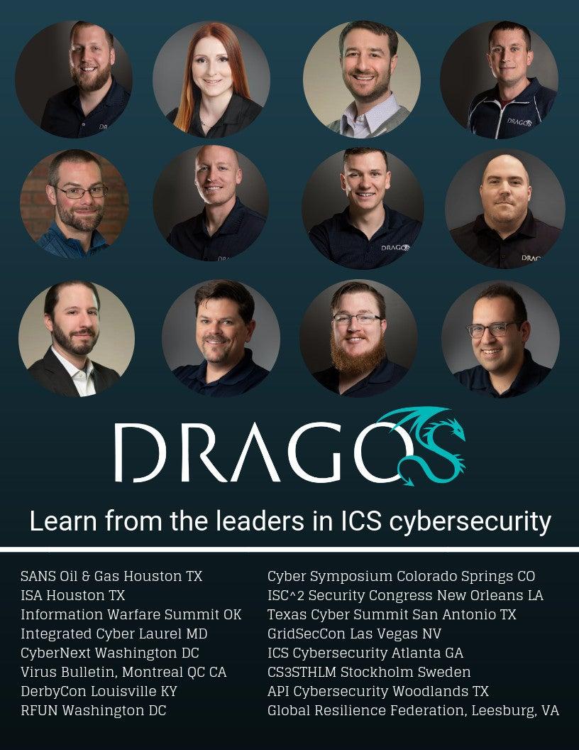 Dragos Meet the Team