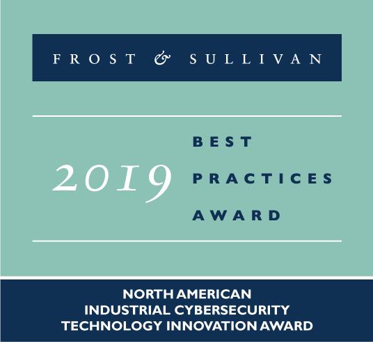 2019 Frost & Sullivan Best Practices Award: Dragos
