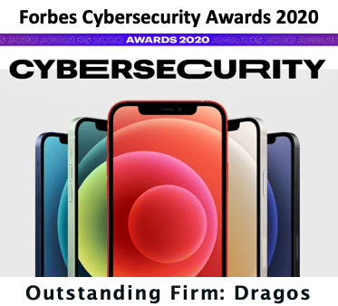 Forbes Cybersecurity Awards 2020 Announcing Dragos as an outstanding firm
