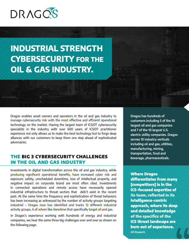Corporate Overview_Oil & Gas