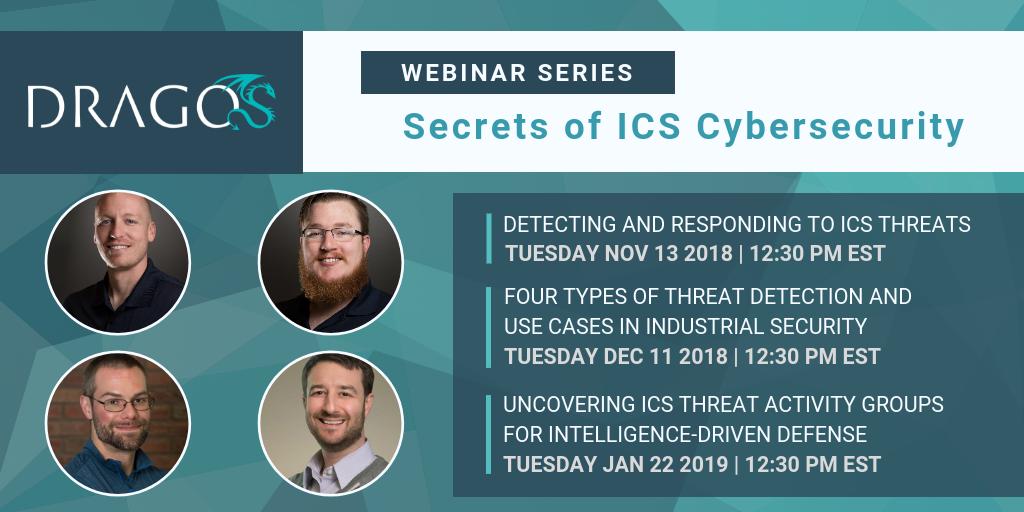 Secrets of ICS Cybersecurity